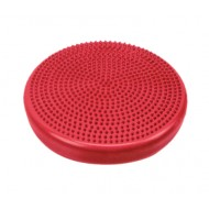 Disco inflable de equilibrio-color rojo
